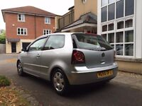VW Polo 9n 2005. Low Mileage, GTI Bumper, Full Service History, 3 Owners - Great First Car
