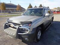 2006 Chevrolet Avalanche LT*CUIR*TOIT*4X4