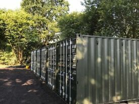 Easy access lock-up containers available for storage | BISHOP'S STORTFORD (CM22)