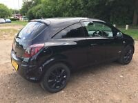 2008 corsa, blacked out back windows, black alloys, aux-on plus many more features great condition