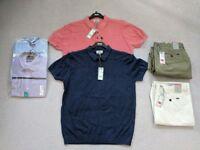 M&S men's clothing bundle XL - brand new (6 items)
