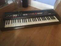 Casio synthesiser