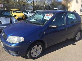 Fiat punto 1.2 ideal first car