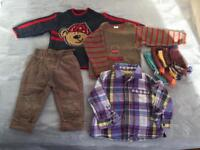 12-24m clothes (16 items)