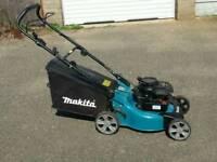 Makita petrol lawnmower In very good condition