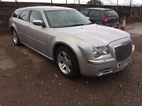 2007 Chrysler 300C Estate 3.0 CRD AUTO Non runner Salvage Spares or repair