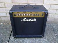 Marshall G15RCD guitar amplifier