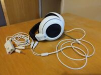 SteelSeries Siberia Neckband Headset White (used, very good condition)