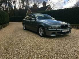 BMW E39 530D MSPORT 2001