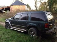 Ford Explorer 4x4 4L V6 For Spares or Repair