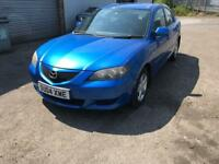 Mazda 3 1.6 petrol 10 month mot drives really well
