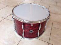 "Rose Morris Clansman Vintage 18"" x 12"" Marching tenor drums"