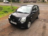 2006 56 KIA PICANTO LONG MOT IDEAL FIRST CAR SERVICE HISTORY PX WELCOME £795