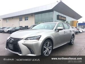 2016 Lexus GS 350 PREMIUM PACKAGE