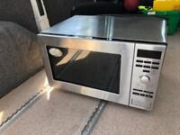 LG large combination digital microwave