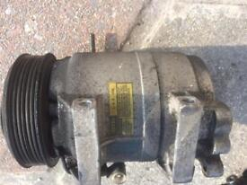 2005 Volvo s 80 air con compressor / pump - other parts are available