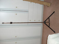 6 FT 6 INCH EXTENDED TRIPOD