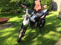 Yamaha WR125X 2009 - 125cc Supermoto *Ride With CBT*