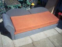 sofa beds 2 . £100 . bargain can deliver locally . FIFE .