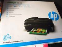 hp officejet 4630 printer scan fax brand new with cartridges all boxed