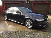 2013 Audi A4 s line like new