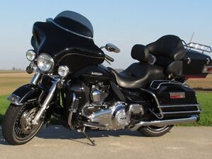 2012 harley-davidson Electra Glide Ultra Limited   Only 7,000 Mi London Ontario image 4