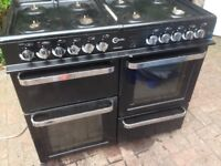 Range gas cooker....Mint delivery Same day