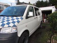 T5 VW, 2008 Surf Bus, camper van, Day van
