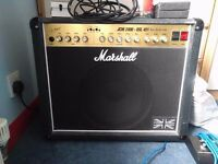 Marshall JCM2000 DSL401 Guitar Combo Amplifier - Fresh valves, footswitch included
