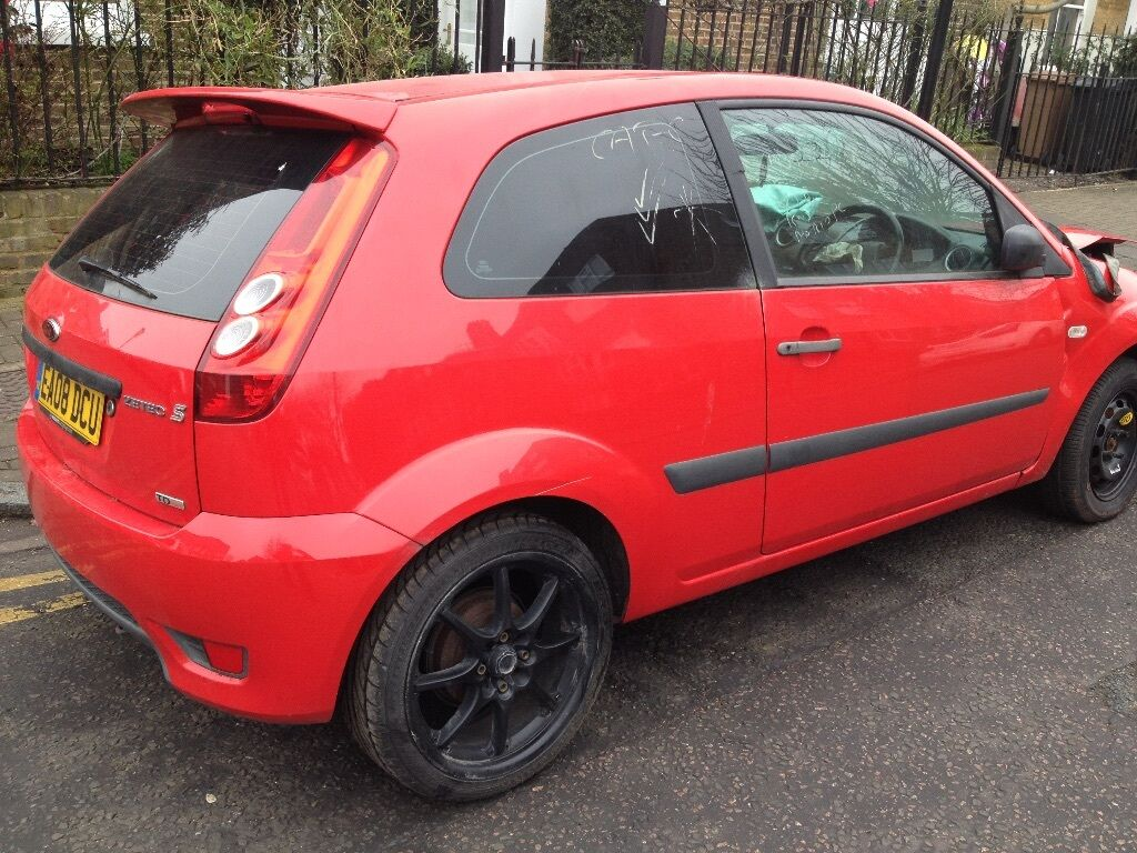 ford fiesta zetec s 1 6 tdci diesel st 02 08 breaking spares parts for sale mk6 in stoke. Black Bedroom Furniture Sets. Home Design Ideas