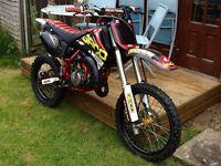 Honda CR 85 2007 Motocross Bike
