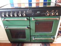 Rangemaster 110 Leisure Gas Cooker with double oven