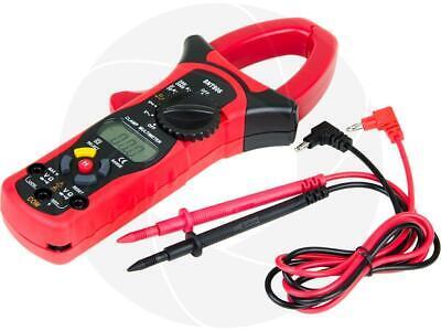 Snt806 Lcd Digital Voltmeter Ammeter Ohmmeter Multimeter Volt Ac Dc Tester Clamp