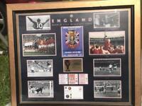 ENGLAND 1996 world cup memorabilia