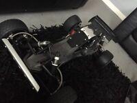 1/5th scale HPI Baja 5B SS Racing Buggy -Nitro petrol car
