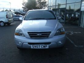 AUTOMATIC!! 2007 07 KIA SORENTO 2.5 XS 5D 168 BHP **** GUARANTEED FINANCE **** PART EX WELCOME