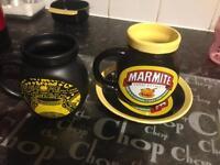 Marmite mugs