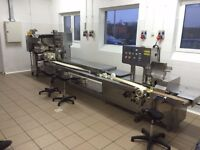 Shimazu - Fully Automatic Maki Maker Sushi Roll Forming Machine, model A2D-4500