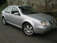 2003 53 VW Bora 1.9 Tdi SE Automatic diesel