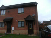 TWO BEDROOM HOUSE IN POPULAR ESTATE TO LET