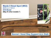 Mazda 3 2009-2013 BL R2AA Bonnet Stay / Arm / Stalk / Stick