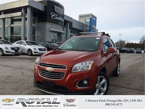 2016 Chevrolet Trax LTZ * AWD * LEATHER *