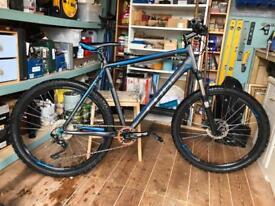 "Cube acid 26"" mountain bike mtb xc bicycle hardtail"