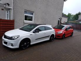 Astra vxr arctic edition 300bhp LOW MILES