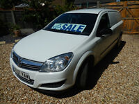 2007 Astra Van 1.3CDTI 6 Speed - Lower than av miles - light use