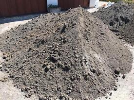 10 tonnes of good quality top soil