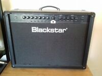 Blackstar ID260 TVP 2x12 Combo with 4 channel programmable switch pedal - Very good condition
