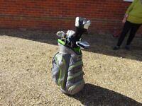 Ladies trolley golf bag