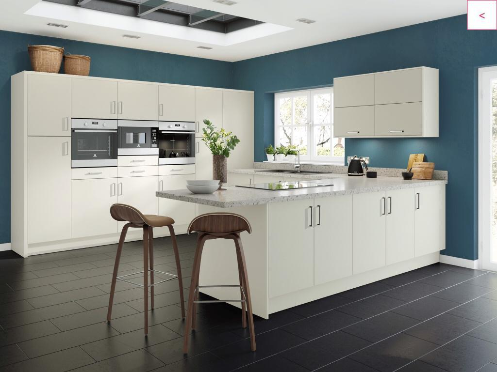 5 new kitchen units now with measurements ivory from trago millsworth £550