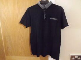 Men's Polo Shirt Size S